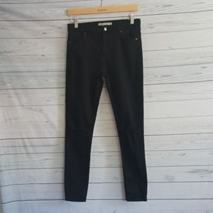 TopShop Moto Leigh black jeans 30/32